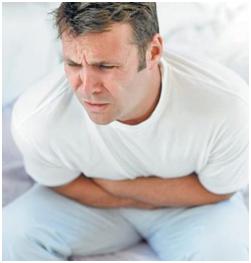 острая боль в животе
